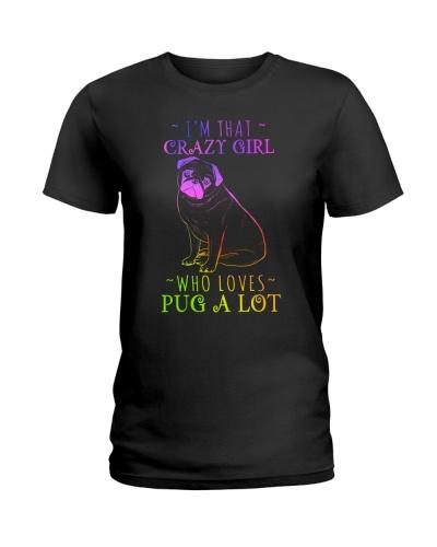 Pug who lovers