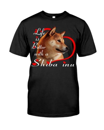 Shiba Inu Life Is Better