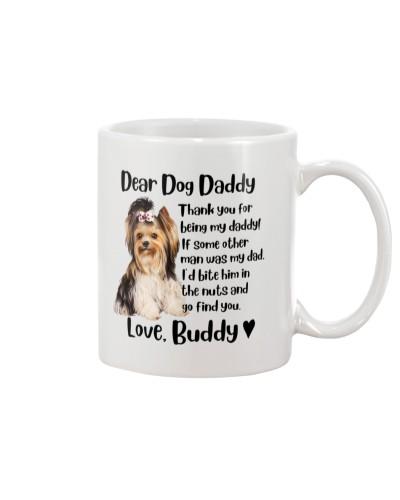 Cocker spaniel Dear Dog Daddy