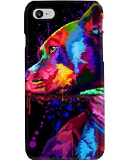 Pitbull Water Color Phone Case Phone Case i-phone-7-case