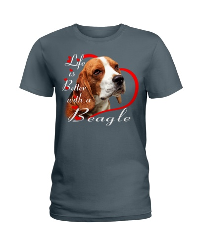 Beagle Life Is Better