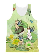 Greyhound wings All-over Unisex Tank thumbnail