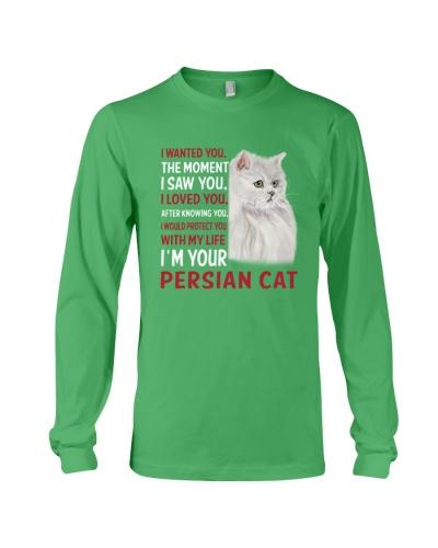 Persian Cat Wanted