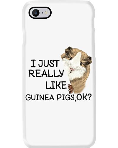 Guinea Pig I Just Really Live