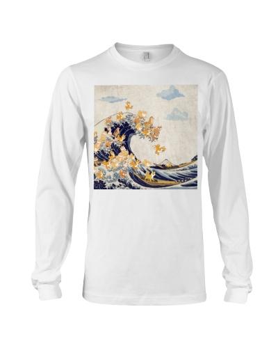 Shiba Inu Great Wave
