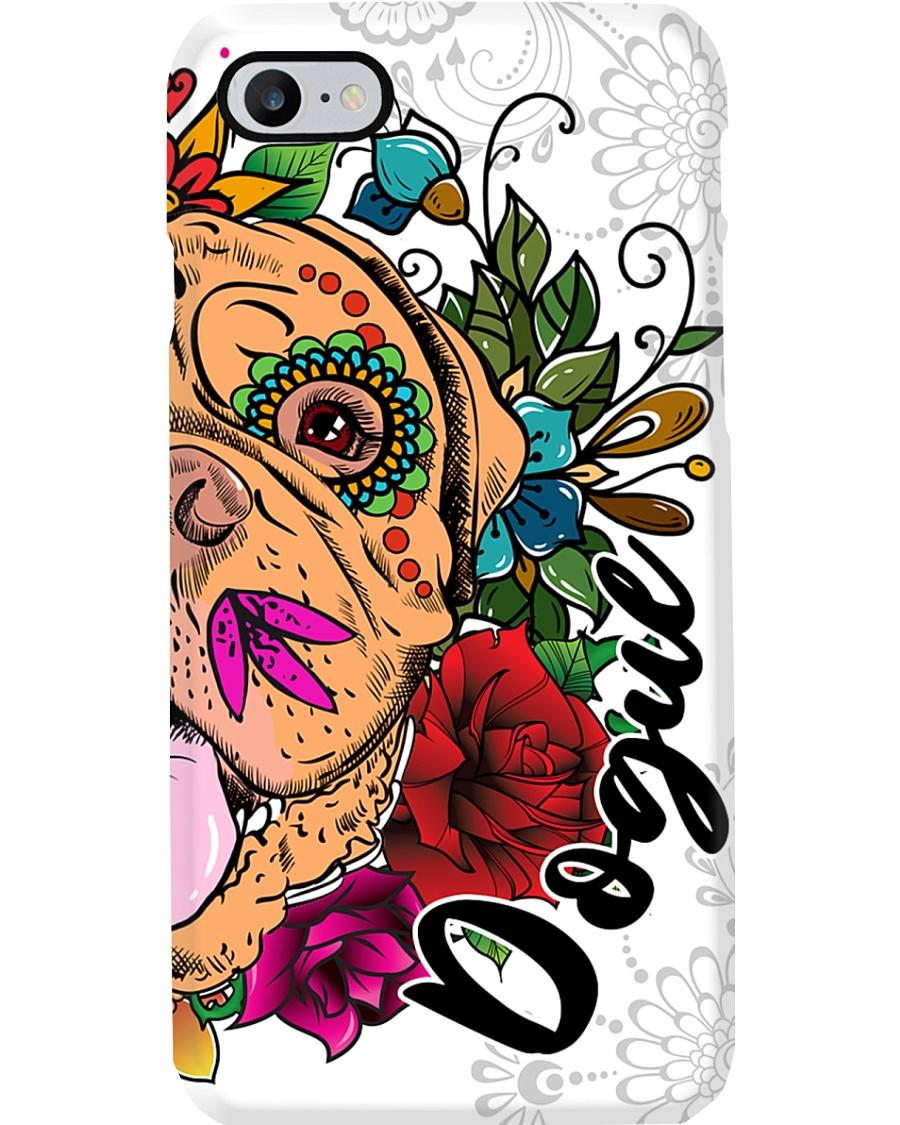 Dogue Flower Phone Case