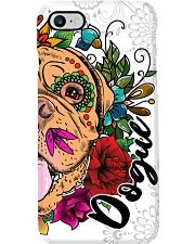 Dogue Flower Phone Case i-phone-7-case