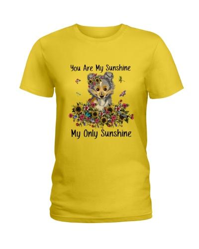 Sheltie You are my sunshine