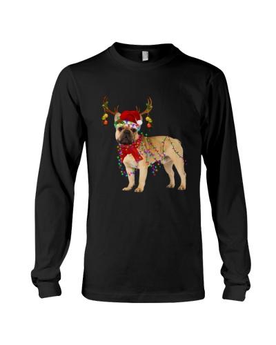 French bulldog Christmas Gift
