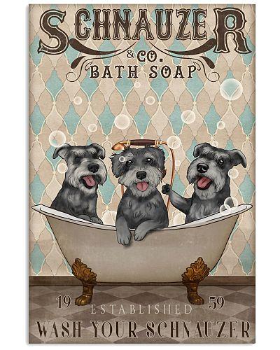 Schnauzer Bath Soap