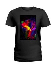 Rottweiler Water Color Phone Case Ladies T-Shirt thumbnail