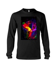 Rottweiler Water Color Phone Case Long Sleeve Tee thumbnail