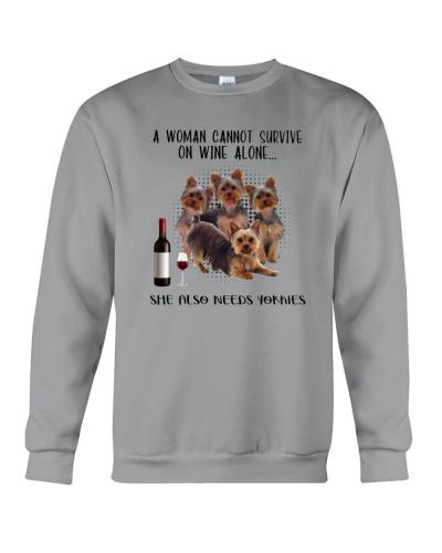 Yorkie Wine