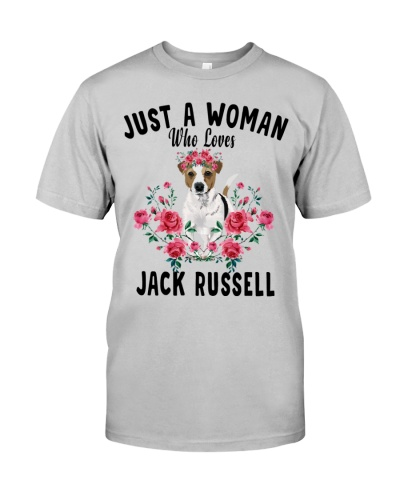 Jack Russell Just A Woman Who Loves