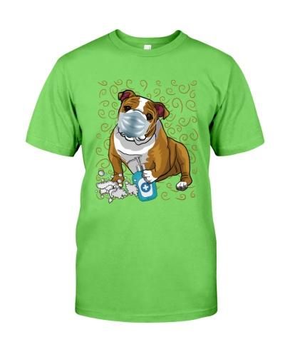 Bulldog Handwashing