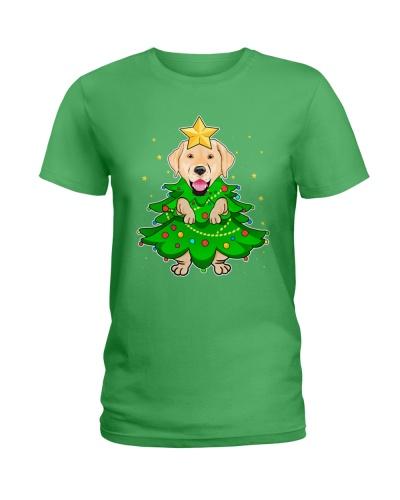 labrador Christmas Tree
