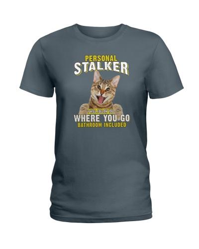 Cat Personal Stalker