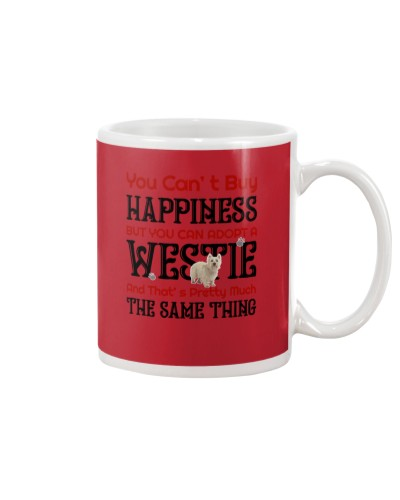 Westie happiness