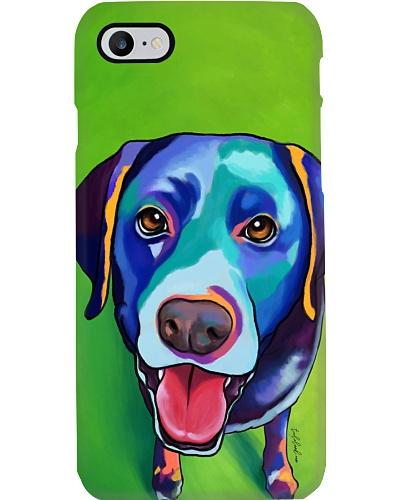 Labrador Water Color Phone Case