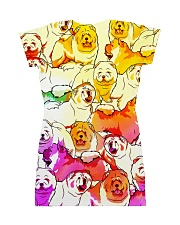 Chow Chow Multi All-over T-shirt All-over Dress back