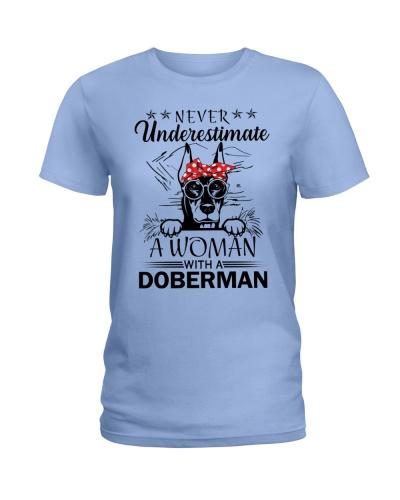 Doberman Underestimate