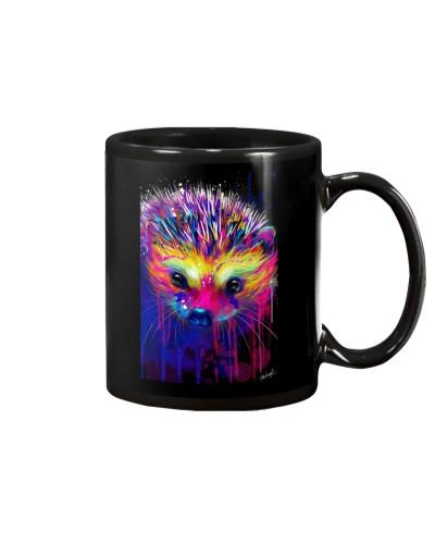 Hedgehog Water Color Phone Case