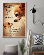 Chihuahua Never Forget 16x24 Poster lifestyle-poster-1