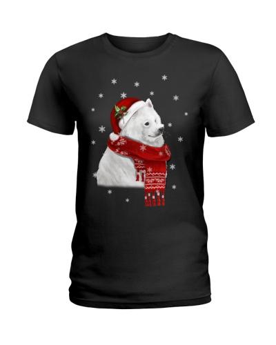 samoyed christmas gift