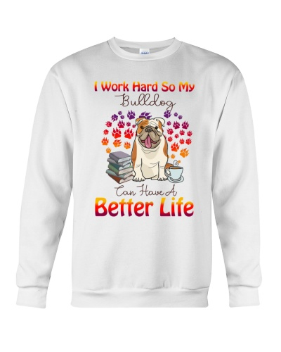 Bulldog better life