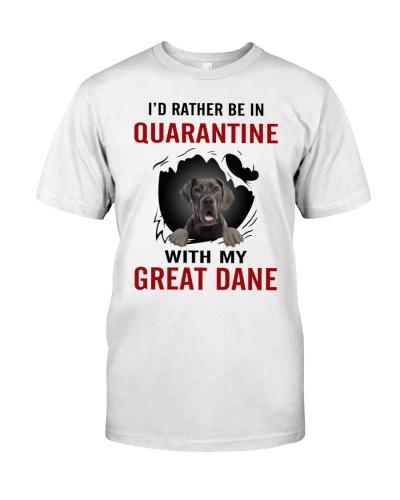 Great Dane Quarantine