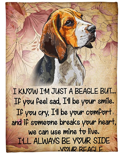 I will always be your side Beagle Dog