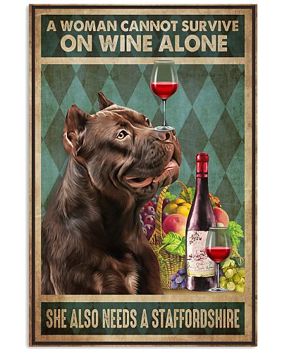 Staffordshire Wine