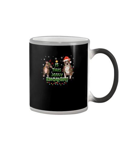 Pitbull Christmas Gift