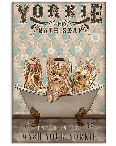 Yorkie Bathtub