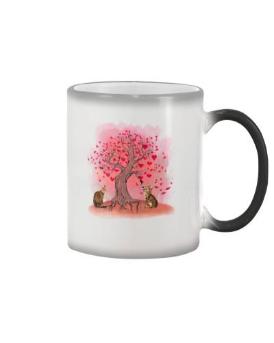 Bengal Cat tree love