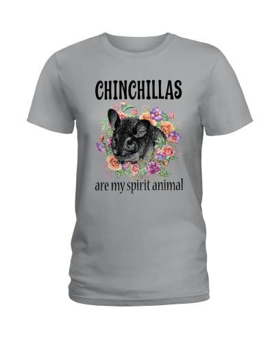 Chinchila Spirit Pink Shirt