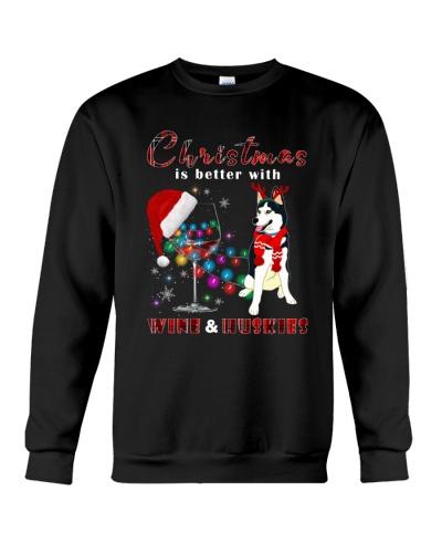 Husky Chirtmas Gift
