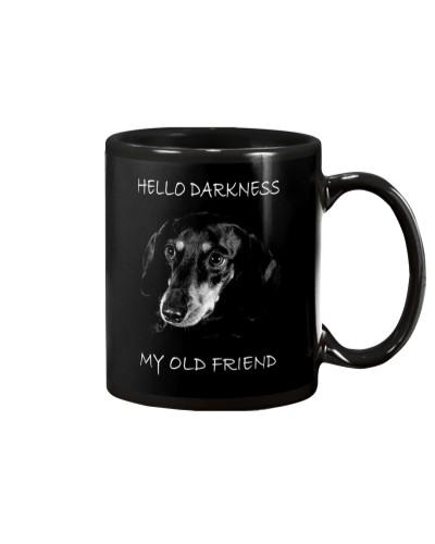 Dachshund darkness