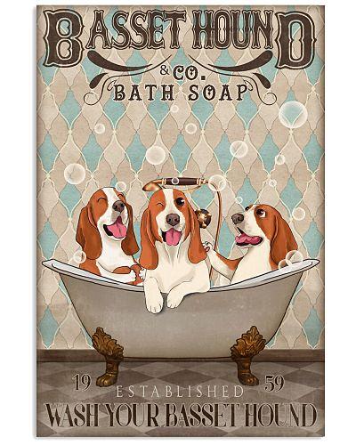 Basset hound Bath Soap