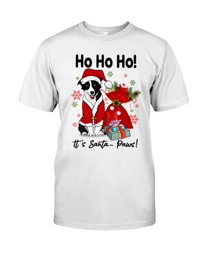 Border Collie Christmas Gift