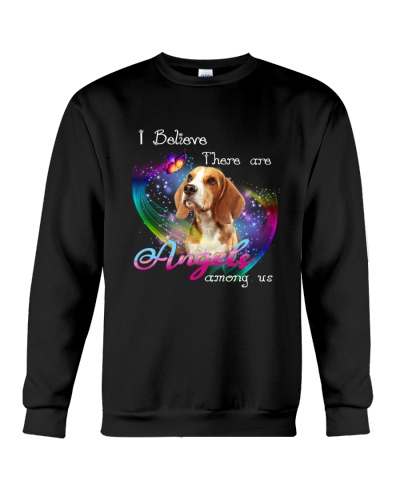 Beagle Believe there are angels among us