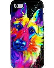 German Shepherd Water Color Art T30 Phone Case thumbnail