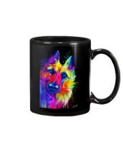 German Shepherd Water Color Art T30 Mug thumbnail