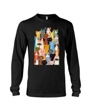 Cats Multi Long Sleeve Tee thumbnail