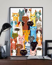 Cats Multi 24x36 Poster lifestyle-poster-2