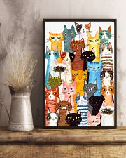 Cats Multi 24x36 Poster lifestyle-poster-3