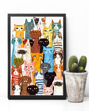 Cats Multi 24x36 Poster lifestyle-poster-8