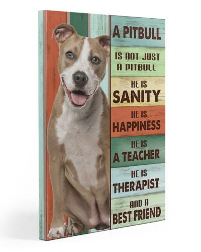 Pitbull Sanity