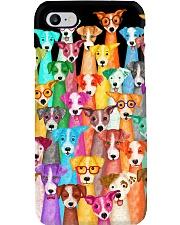 Jack Russell Multi-dog  Phone Case thumbnail