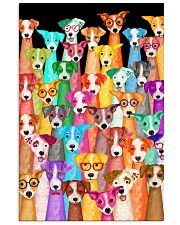 Jack Russell Multi-dog  11x17 Poster front
